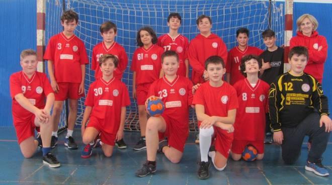 a7385e34ec Fine settimana all'insegna della pallamano giovanile a Bordighera -  Riviera24