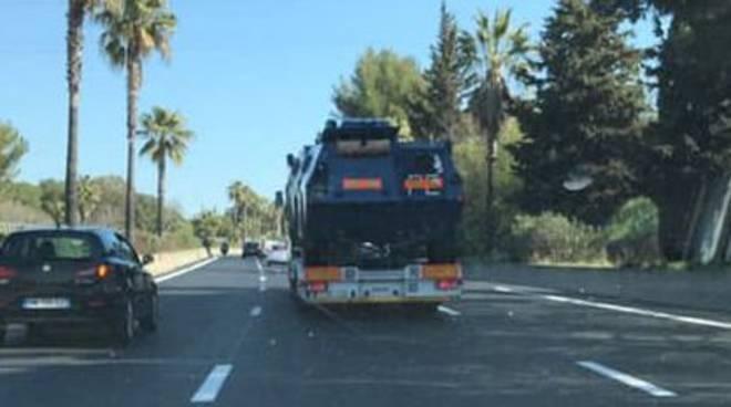 riviera24 - blindato gendarmeria