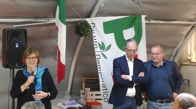 riviera24 - Cena democratica a Coldirodi