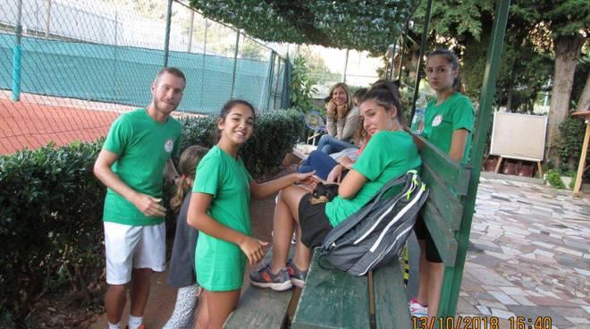 riviera24 - Federico Palma, Alessia Lunetto e Michelle Moro