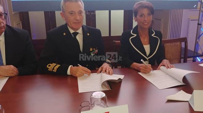 Riviera24- firma protocollo d'intesa