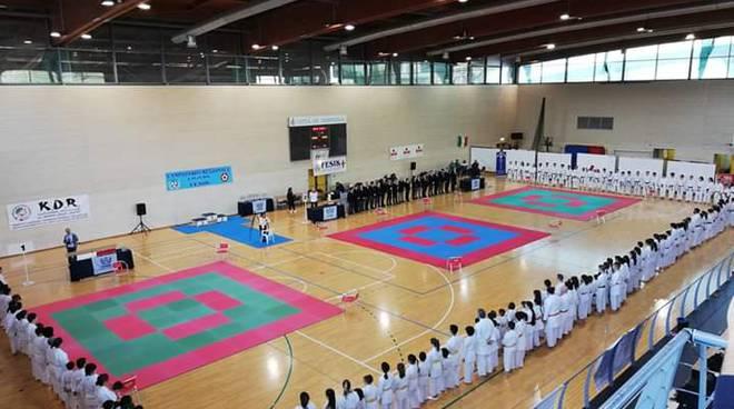 riviera24 -  Fudoshin karate Liguria
