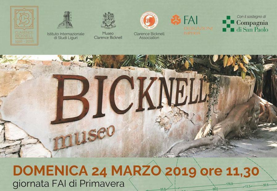 riviera24 -  Giornata Fai di Primavera al museo Bicknell