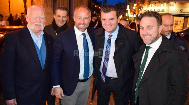 riviera24-Il ministro Centinaio (Lega) a Sanremo per sostenere Sergio Tommasini