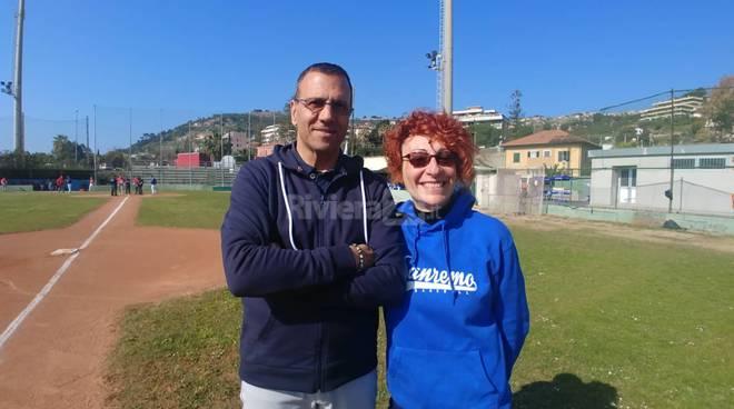riviera24 - Ines Zuccocrea e Giuliano Servetti