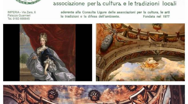 riviera24 - La stanza della Regina di Palazzo Guarneri