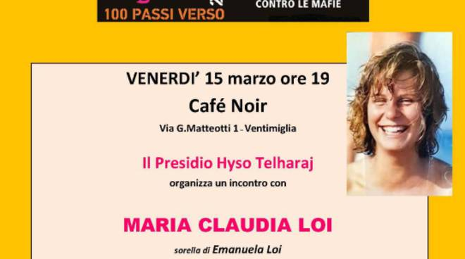 riviera24 - Maria Claudia Loi