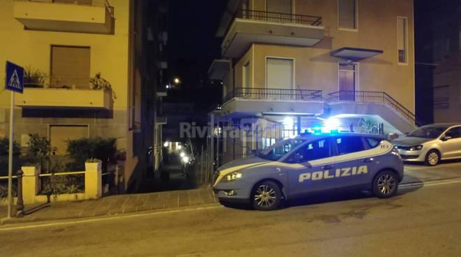 riviera24 - polizia notturna foce sanremo