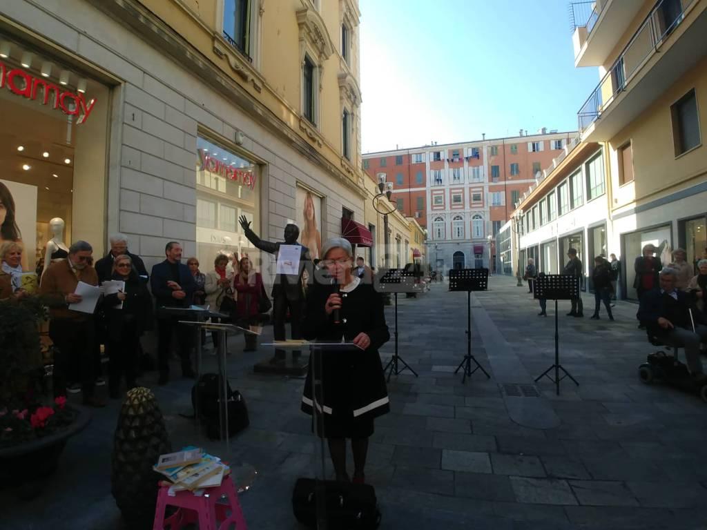 """riviera24 - Prima edizione di """"Poesia per strada"""""""