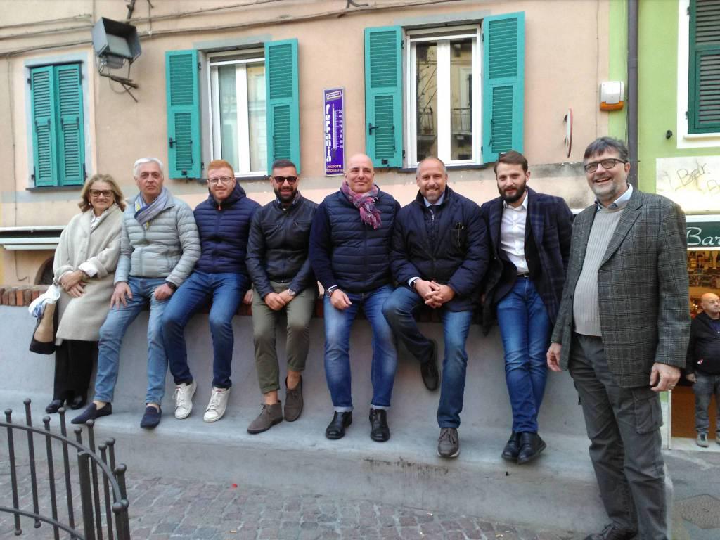 riviera24 - Sergio Tommasini e Fratelli d'Italia a Coldirodi