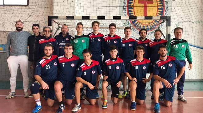riviera24 -Team Schiavetti Pallamano Imperia