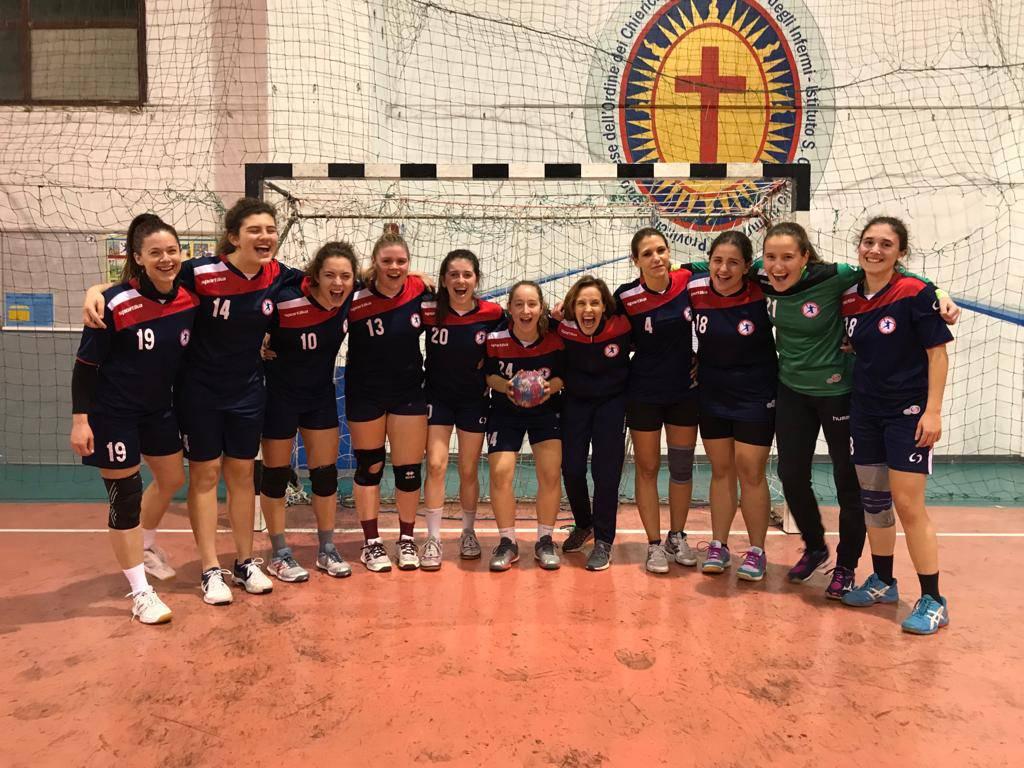 riviera24 - Team Schiavetti Pallamano Imperia San Camillo senior femminile
