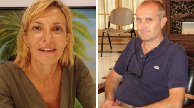 Sanremo, assessori Biale e Trucco