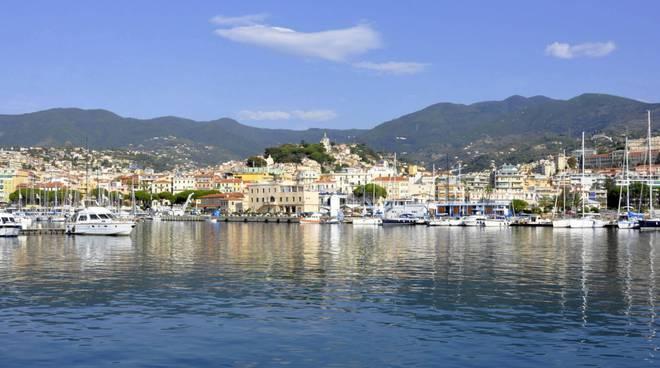 Sanremo vista porto generica