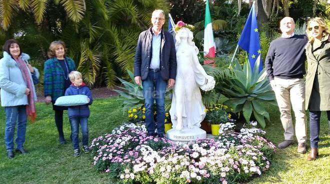 Statua Dea Florea