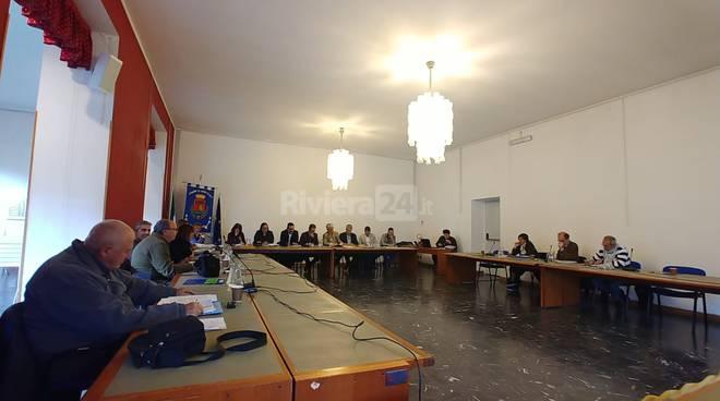 consiglio comunale bordighera