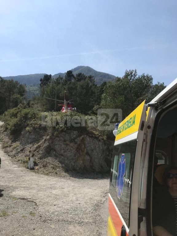 Incidente Olivetta San Michele
