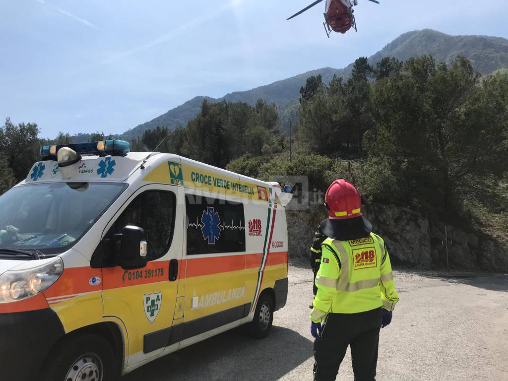 Incidente Olivetta San Michele