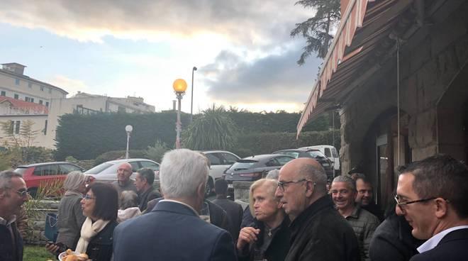 riviera24 - Campagna elettorale Mauro Menozzi