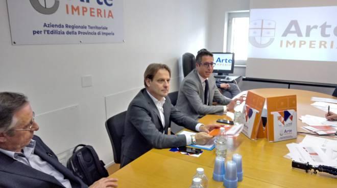 conferenza stampa Arte