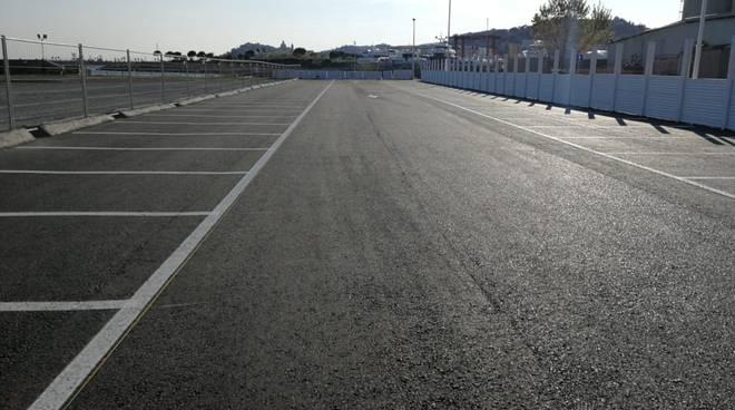 nuovo parcheggio agnesi