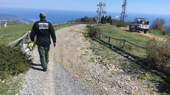 Rangers d'Italia a San Romolo e Monte Bignone