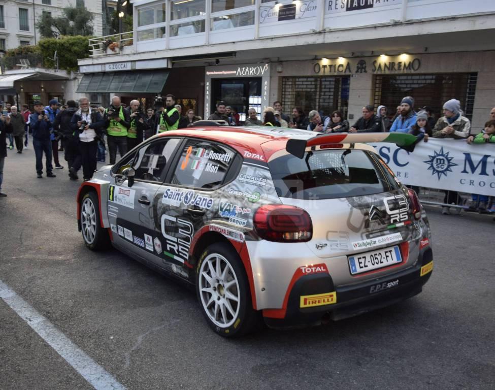 rivier24 - 66° Rallye Sanremo vincitori