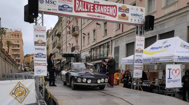 riviera24 - 34° Sanremo Rally Storico