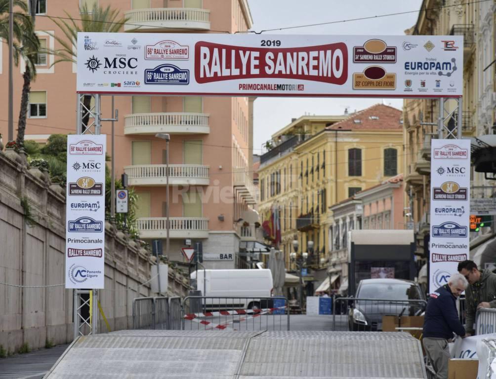 riviera24 - 66° Rallye Sanremo