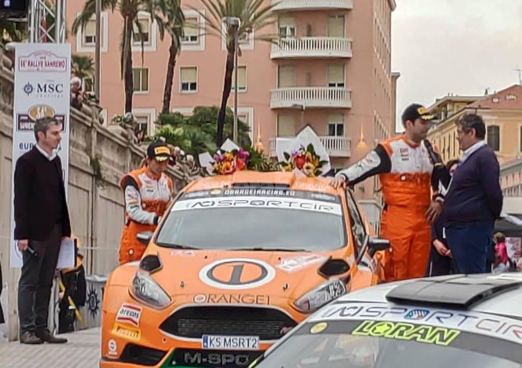 riviera24 - 66° Rallye Sanremo vincitori