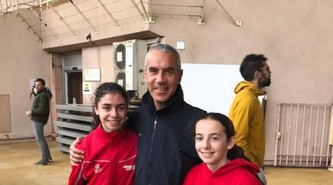 riviera24 - Alessia Laura e Chiara Smeraldo