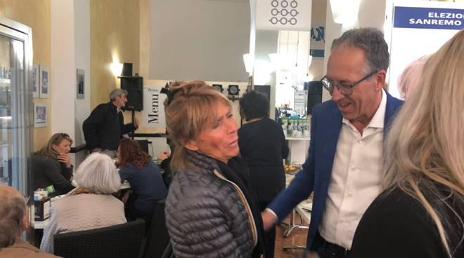 riviera24 -  Alex Penna ed Enrica Pavoli