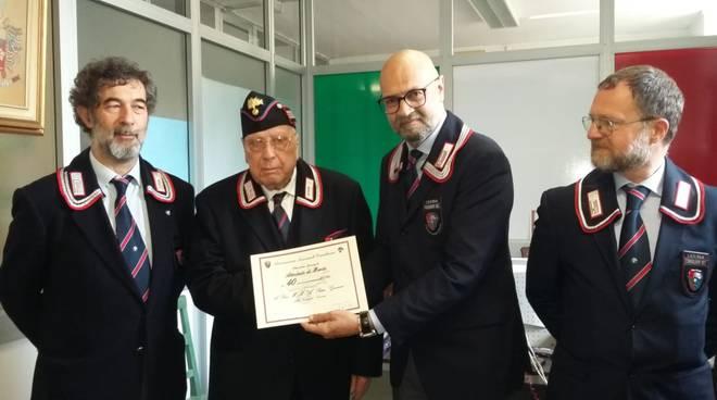 Riviera24- associazione nazionale carabinieri