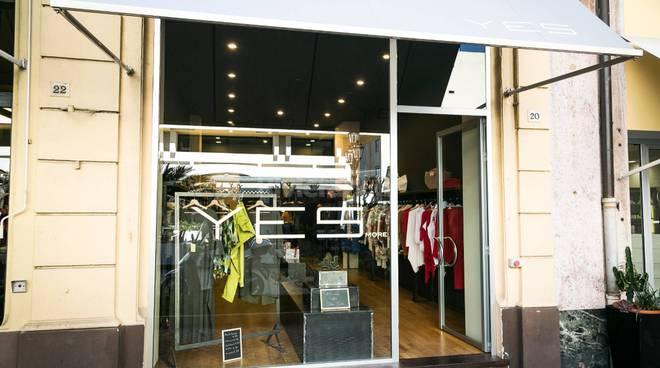 riviera24-Bordighera, la boutique Yes More