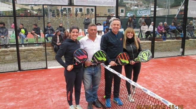 Riviera24- complesso tennistico a Dolceacqua