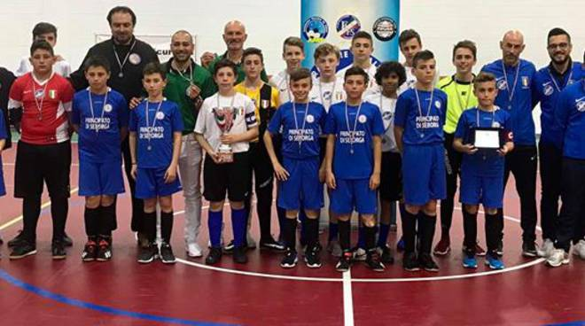 riviera24 - Football sala under 13 di Seborga
