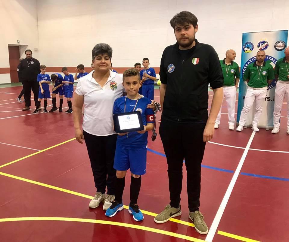 riviera24 - Football sala under 13 di Seborga
