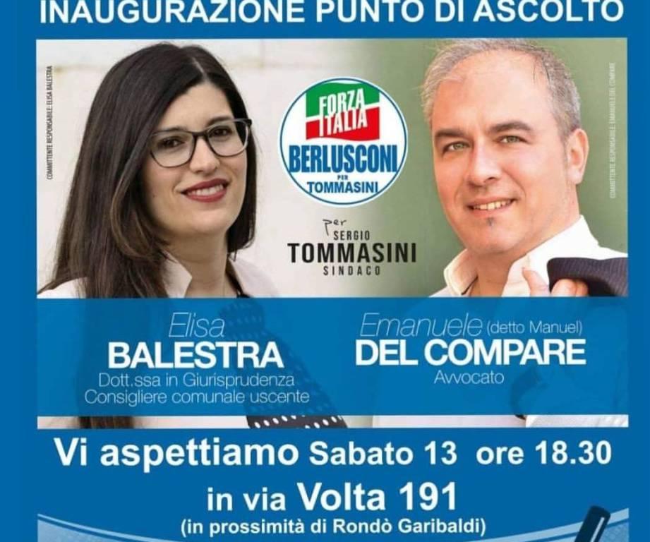 riviera24 - Forza Italia per Tommasini Sindaco