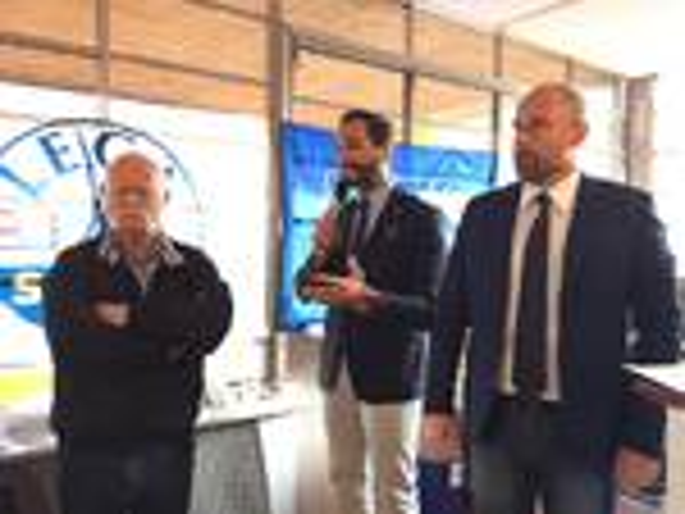 Riviera24- incontro di Sergio Tommasini e Olmo Romeo