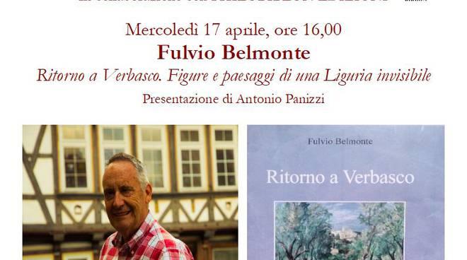 Riviera24- libro fulvio Belmonte