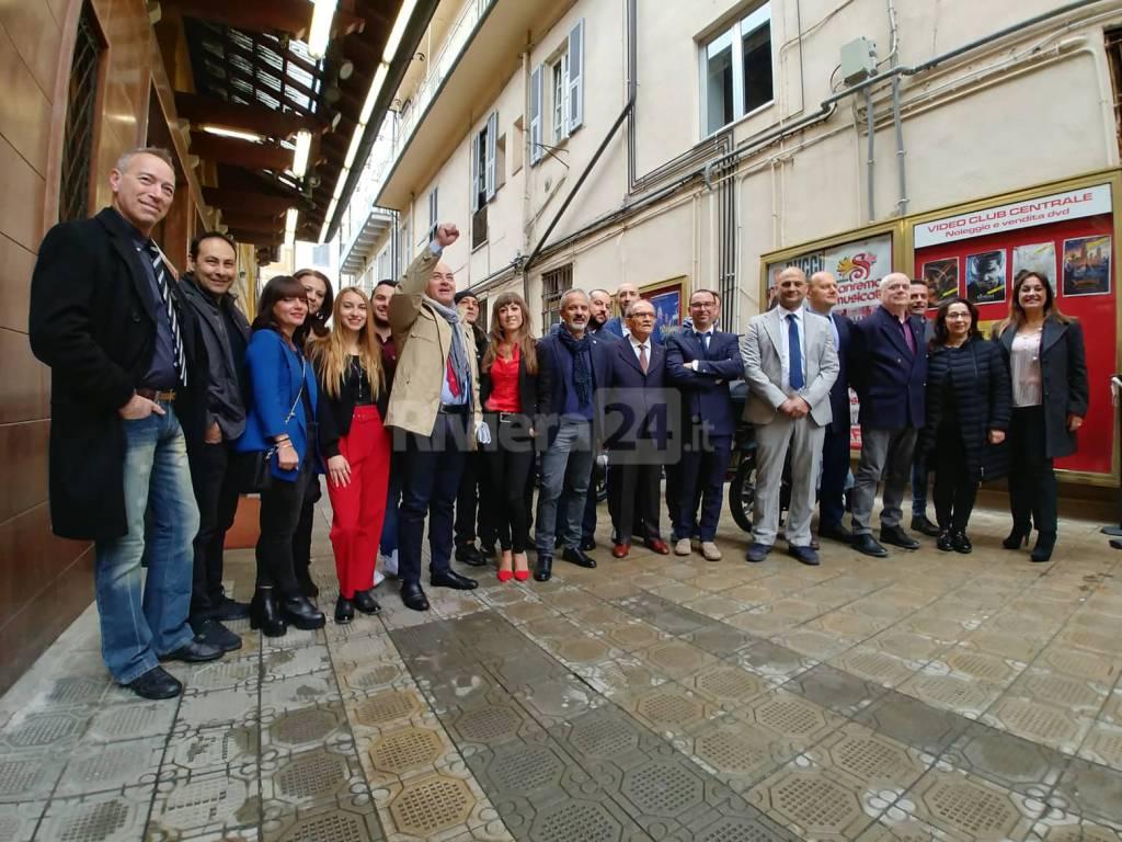 Riviera24- lista di Futura Sanremo