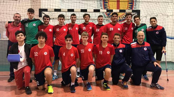 riviera24 - Team Schiavetti Pallamano Imperia under 19 maschile