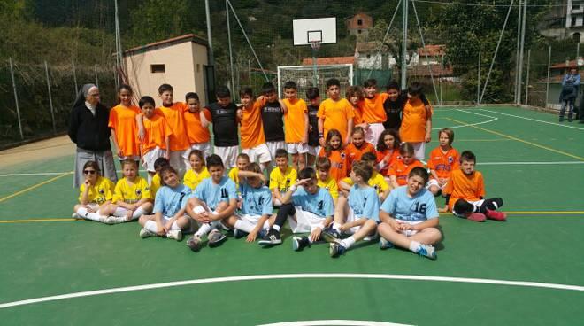 Riviera24- torneo mini basket