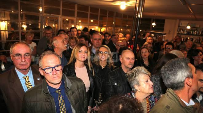 riviera24-Toti firma il contratto di coalizione Tommasini
