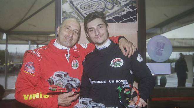 riviera24 - Vinicio e Kevin Liguori