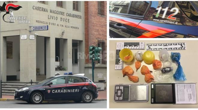 Supermarket della droga a Ventimiglia, arrestato commerciante