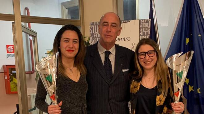 """Trofeo """"Claudio Ventimiglia - sala e bar"""""""