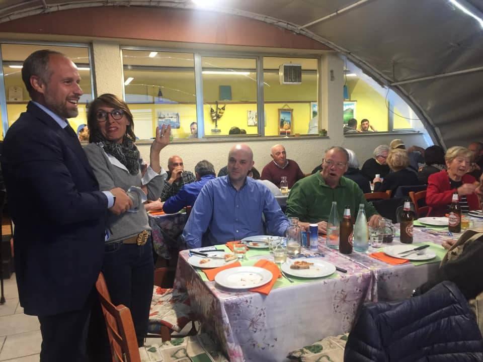 Evento Solerio e Ballestra per Tommasini