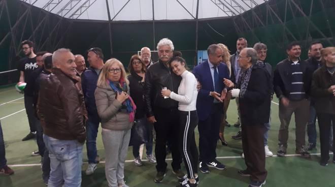 Festa Tinelli Sanremo