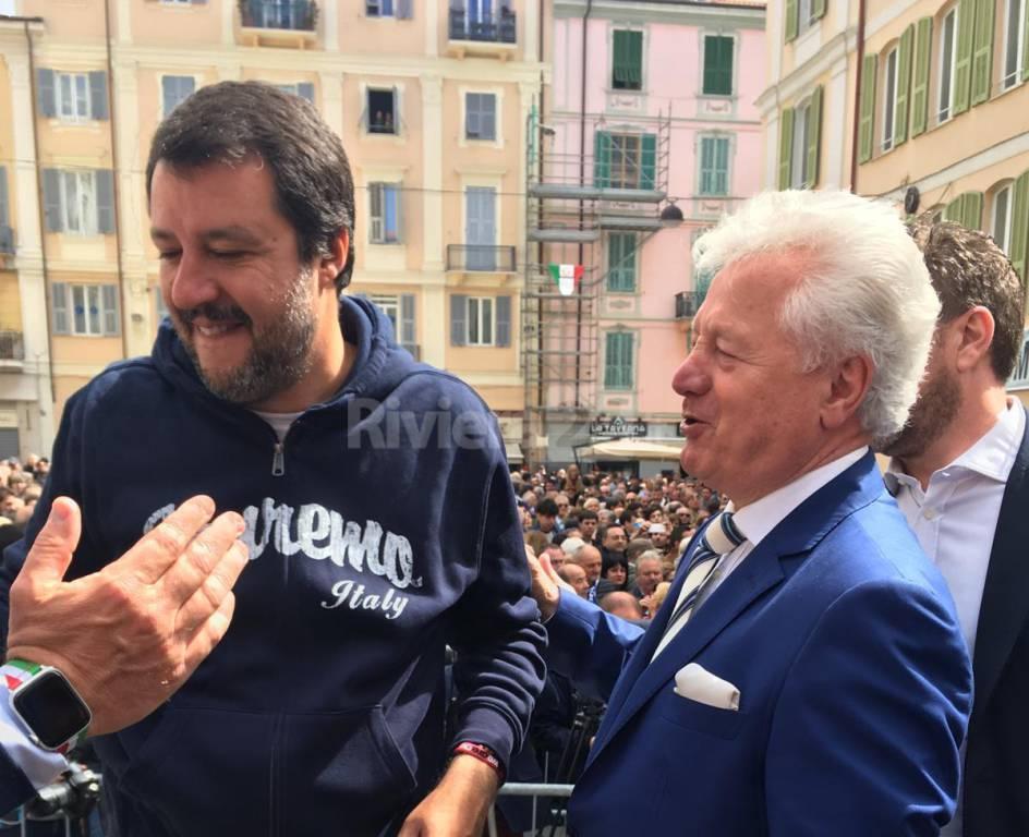 Gaetano Scullino Matteo Salvini